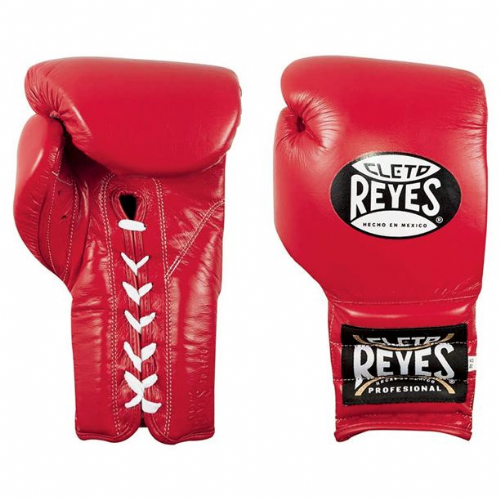 Cleto Reyes Lace Sparring Gloves - Red